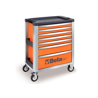 Portable tool chests and mobile roller cabs