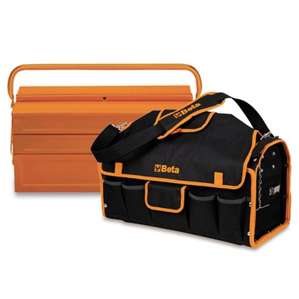 Tool chests, bags and cases